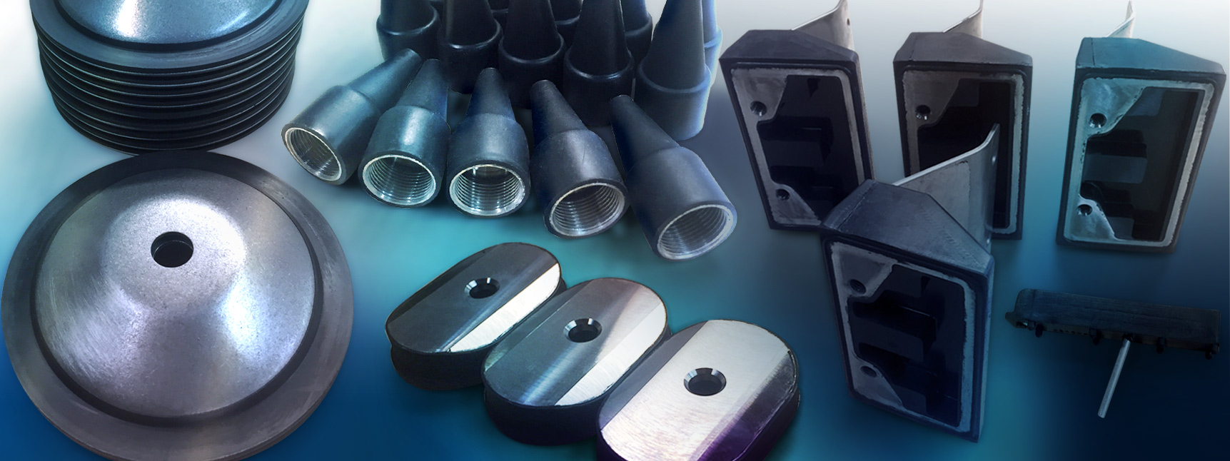 Leading Manufacturer of Custom Rubber Components since 1911.
